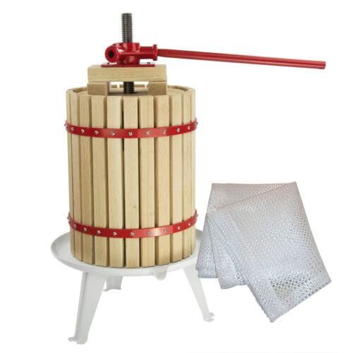 Obstpresse Presstuch Saftpresse Beerenpresse Pressnetz Most-Presse Weinpresse