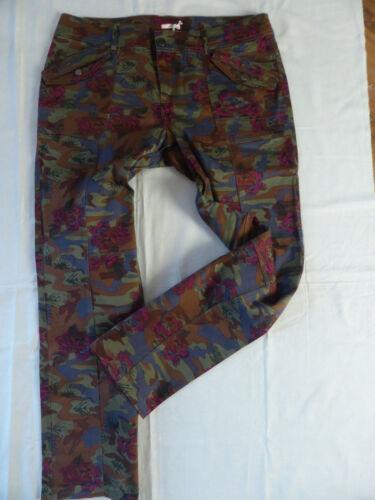 Joe Browns JEANS Tessuto Pantaloni mis. 40 - 58 breve dimensioni Long (989) (208) NUOVO