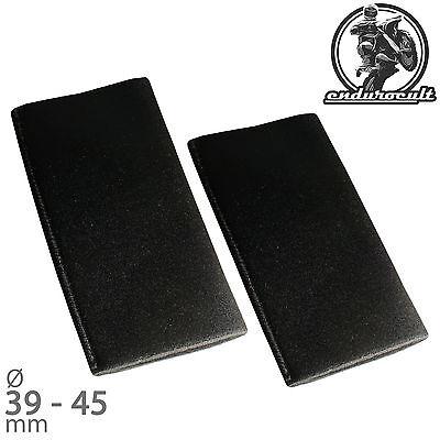 Neopren Gabelschützer kurz bis 45 mm (Gabel,Schützer,Gabelschutz,39,40,43)