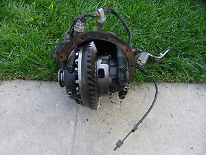 Toyota 4runner Truck Tacoma Rear Differential 4 30 Gears