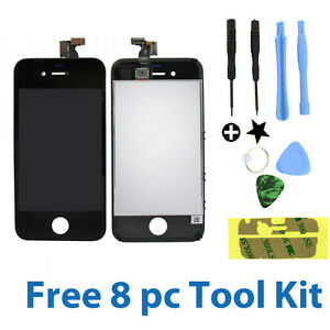 OEM-LCD-Touch-Screen-Digitizer-Glass-Assembly-Replacement-For-iPhone-4G-AT-amp-T-GSM