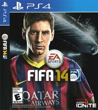 FIFA 14 PS4 Game (PRE OWNED) (USED) Excellent Condition