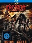 Kreator Dying Alive Blu-ray DVD CD Limited Edition Boxet Metal 2013