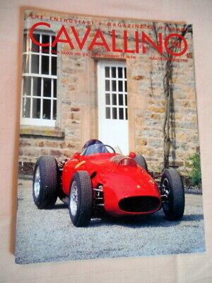 Ferrari Cavallino Magazine #226 August// September 2018