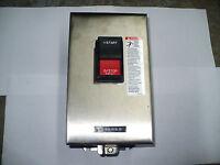 Square D 2510mcw11 Manual Motor Starter, 600 Volt,