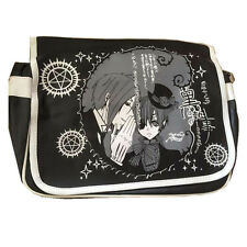 Black Butler Kuroshitsuji Ciel Phantomhive  messenger bag shoulder school bag