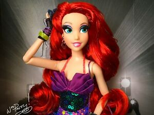 2018-LIMITED-EDITION-Disney-Designer-Premier-ARIEL-1989-Little-Mermaid-Doll-NIB