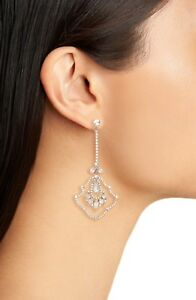 Image Is Loading Kate Spade Cascade Drop Earrings Rose Gold Lace