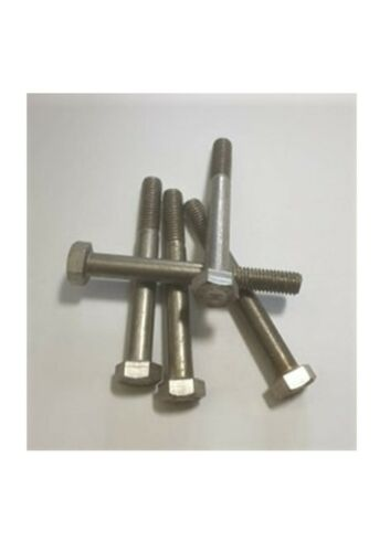 8mm x 70mm A2 Stainless Steel Part Threaded Hex Head Bolt Hexagon Screws M8