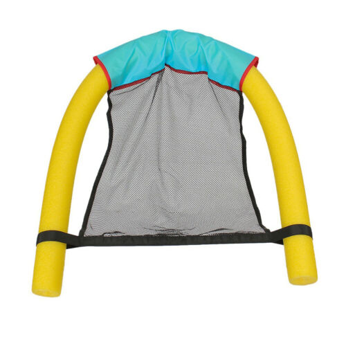 Swimming Pool Inflatable Floating Water Hammock Lounge Chair Water Cool Summer