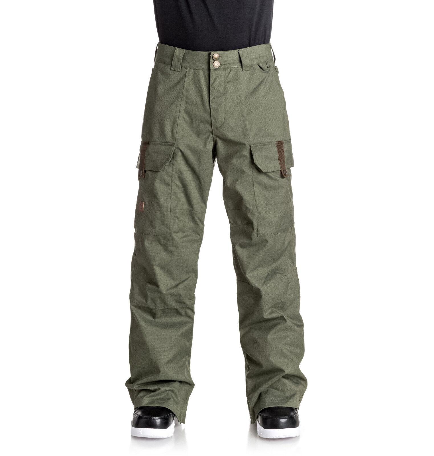 DC Men's CODE Snow Pants - KRP0 - Medium - NWT