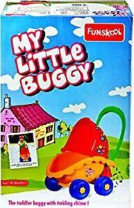 Funskool-2882040200-Preschool-My-Little-Buggy-Multicolor