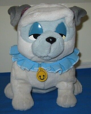 "Disney Pocahontas Large Plush ""BARKIN' PERCY"" Dog ~Mattel 1995~Squeeze his Belly"