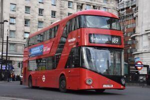 LT789-LTZ-1789-METROLINE-NEW-ROUTEMASTER-30TH-DEC-2017-6x4-London-Bus-Photo-B
