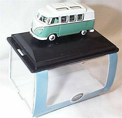 Model Car Green // White Oxford Diecast 1//76 New VW T1 Camper