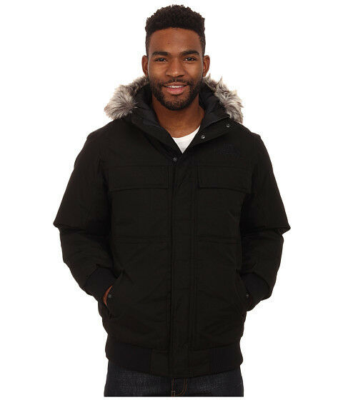 0722e4fb513 The North Face Gotham II Mens Jacket NEW NWT Black Down M L 2XL