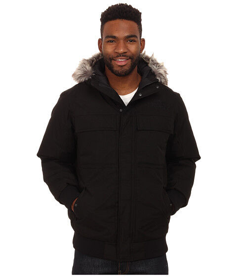 0e00ba4d53d0 The North Face Cyk7jk3 Men s Gotham Jacket II TNF Black Size Medium for  sale online