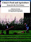 China's Food and Agriculture: Issues for the 21st Century by Department Of Agriculture U S Department of Agriculture, Research Service Economic Research Service (Paperback / softback, 2005)