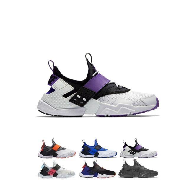 c3635e7f011 Nike Air Huarache Drift BR Mens Ao1133-400 Racer Blue Crimson Shoes Size  11.5