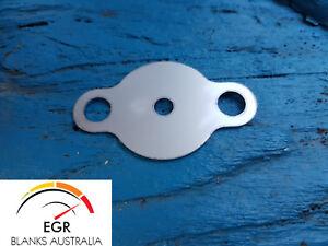 EGR-Blanking-Plate-for-Toyota-Hilux-KUN26-D4D-1KD-FTV-3-0L-TD-BLANK-2005-on-hole