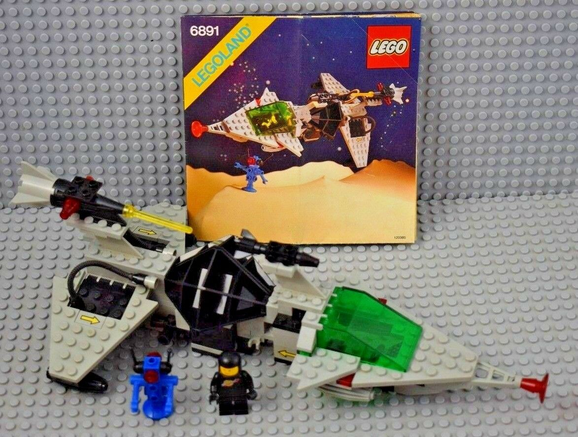 LEGO LEGOLAND Classic Space 6891 nave spaziale  le 6891-154