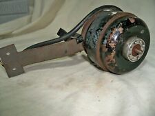 Vintage Small Electric Motor Ge Made In Usa