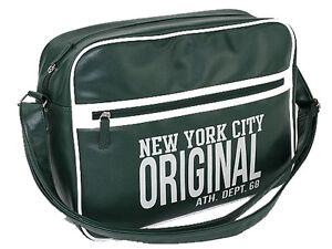 New-York-mittel-Umhaenger-Schultertasche-Sporttasche