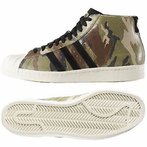 new concept 12725 7ccb8 Image is loading Adidas-Originals-Pro-Model-80s-Quickstrike-F37686-Camo-