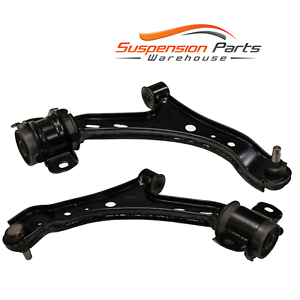 Front Suspension Part Passenger /& Driver Lower Control Arm Set For Ford Mustang