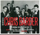 THE VERY BEST OF CHRIS BARBER - 2 CD BOX SET - PETITE FLEUR, REVIVAL & MORE