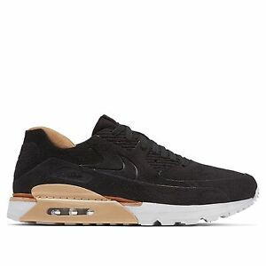 Image is loading SALE-Nike-Air-Max-90-Royal-Black-Tan-