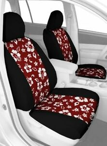 Caltrend Neosupreme Seat Covers >> 2012 2013 JEEP LIBERTY JET LIMITED SPORT SEAT COVERS FRONT CALTREND HAWAIIAN NEO   eBay