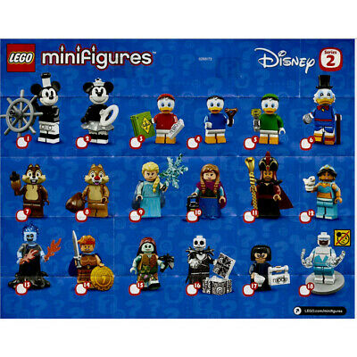 Au choix Lego Figurine Minifigure Disney série 2-71024 100/% Lego