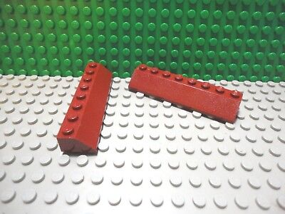 7 Lego part4445 Slope 45 degree 2x8 brick roof modular   pick your color