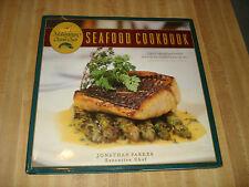 Beautiful 1999 Cookbook - The Manhattan Ocean Club Seafood Cookbook