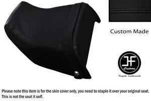 BLACK VINYL CUSTOM FITS SUZUKI RG 250 83-87 REAR PILLION SEAT COVER ONLY