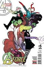 A-Force #5 Comic Book 2016 - Marvel
