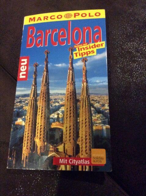 Barcelona. Marco Polo von Dorothea Massmann (Taschenbuch)