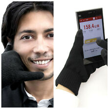 USB Bluetooth Touch Screen Talking Hands Free Gloves Women Men for Smart Phone C