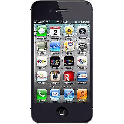 Apple iPhone 4s - 8GB - Black