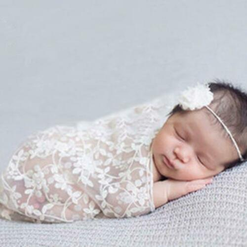 Newborn Maternity Props Baby Photo Props Photography Quilt With Free Headband