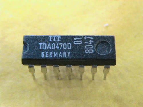 Blocco predefinito IC tda470 D 11130