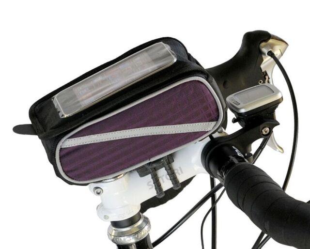 Koki Mozzie Small Smartphone Case Bike Stem Bag Cycling Bicycle