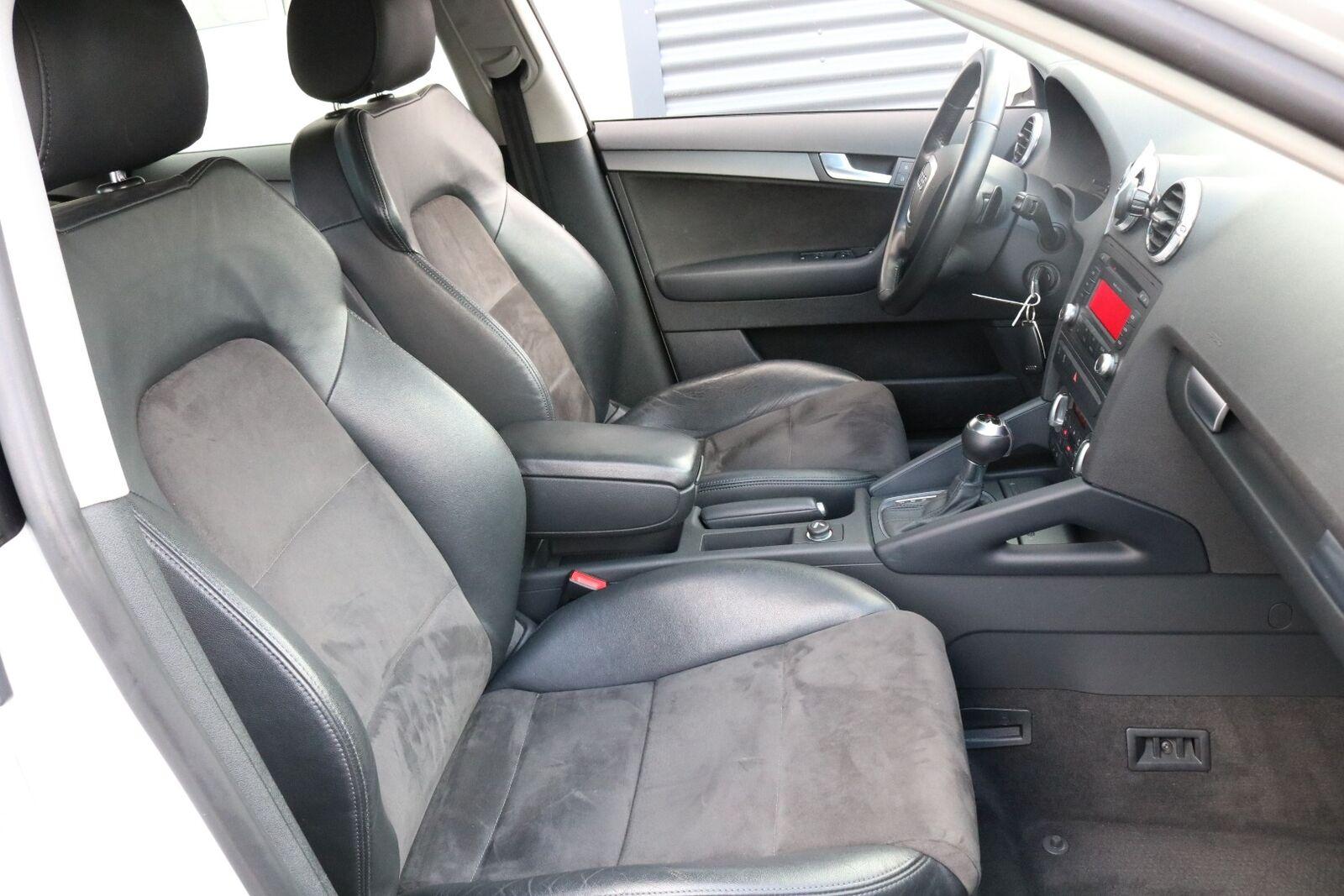 Audi A3 TDi 140 Ambition SB S-tr.