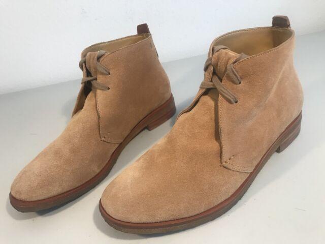 Bernardo Camel Brown Boho Desert Ankle Boots Women's Size 8.5