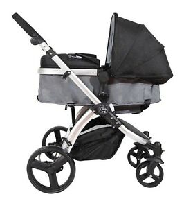 NEW Elle Baby Journey BLACK Stroller System Convertible ...