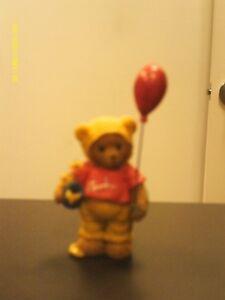 Enesco Cherished Teddies Forever my honey Avon Exclusive Figurine Winnie Pooh