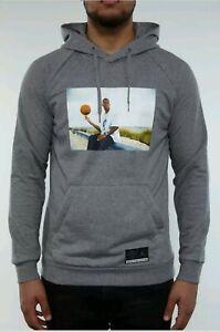 Nike Air Jordan He Got Game HGG Pullover Hoodie Grey White