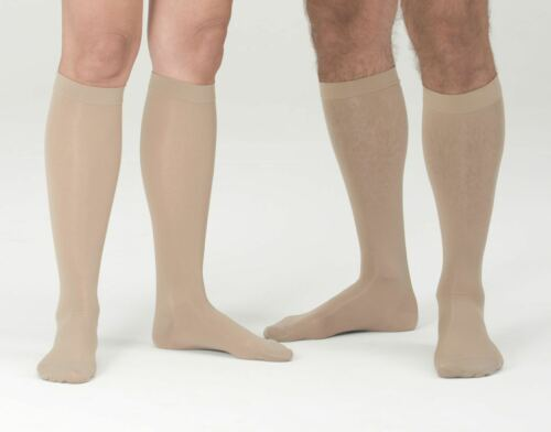Mediven Assure 15-20 mmHg Unisex Closed Toe Knee Highs Compression stockings