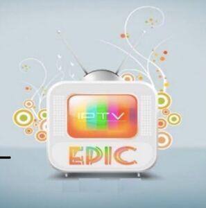 Details about Best IPTV EpicTV 6 Months $59 99 PPV, USA, Latino, Canada,  UK, Europe & Arabic